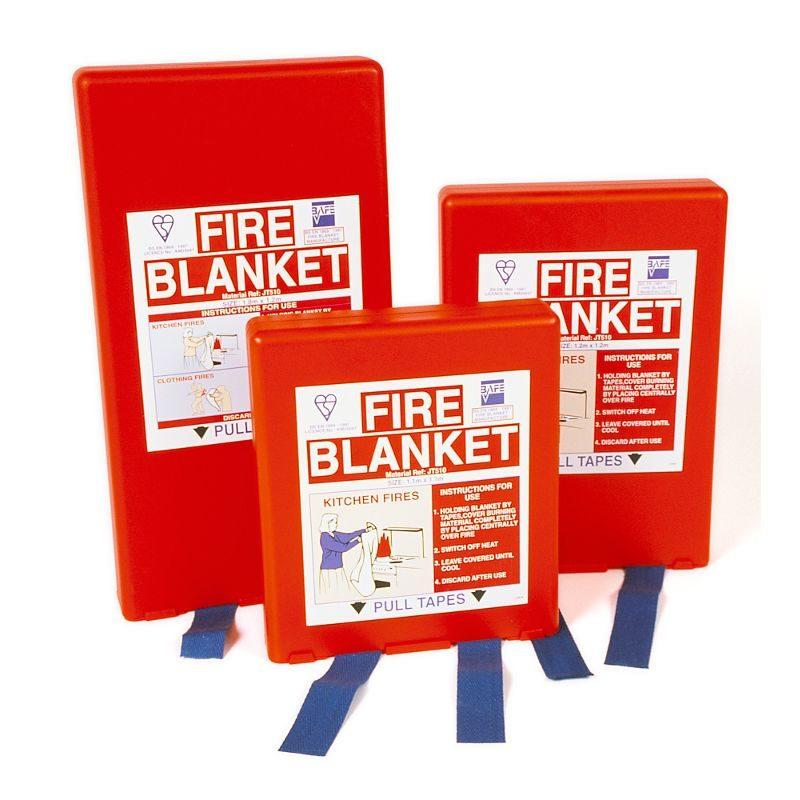 Fire Blanket 1.2m by 1.2m