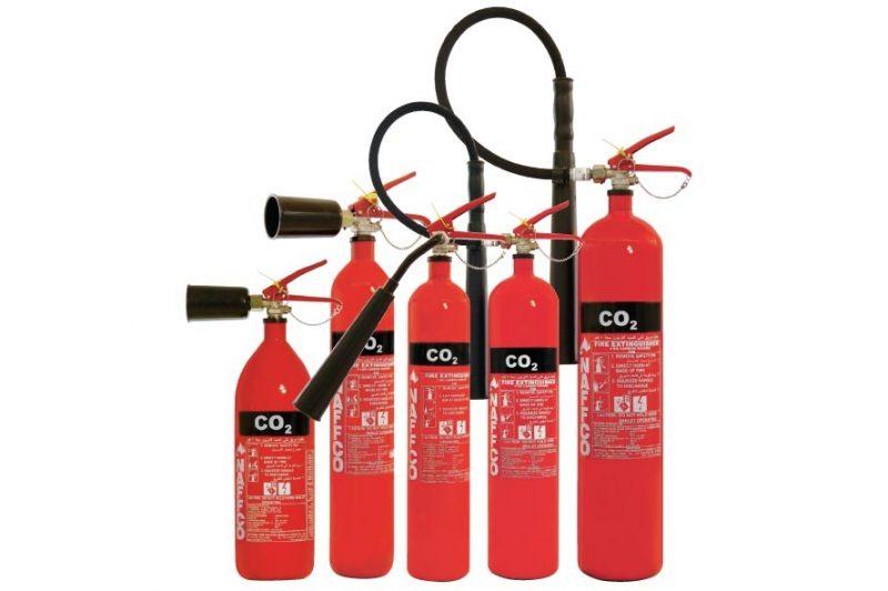 5Kg Carbon Dioxide Fire Extinguisher