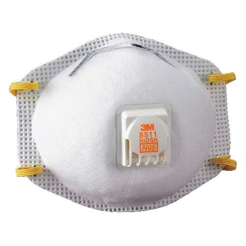 3M 8511 N95 Particulate Protective Mask