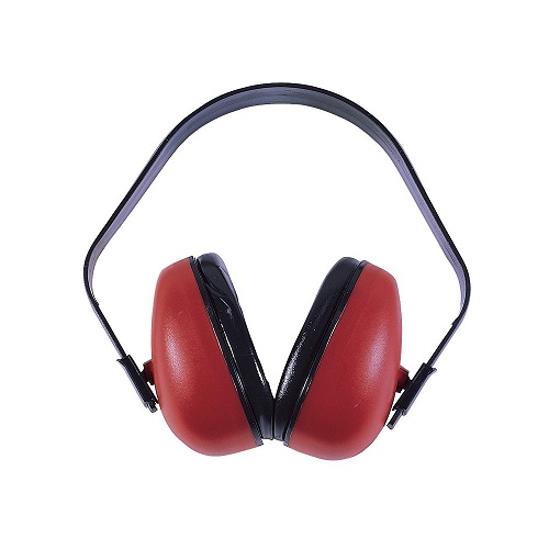 Ear Muffs Red