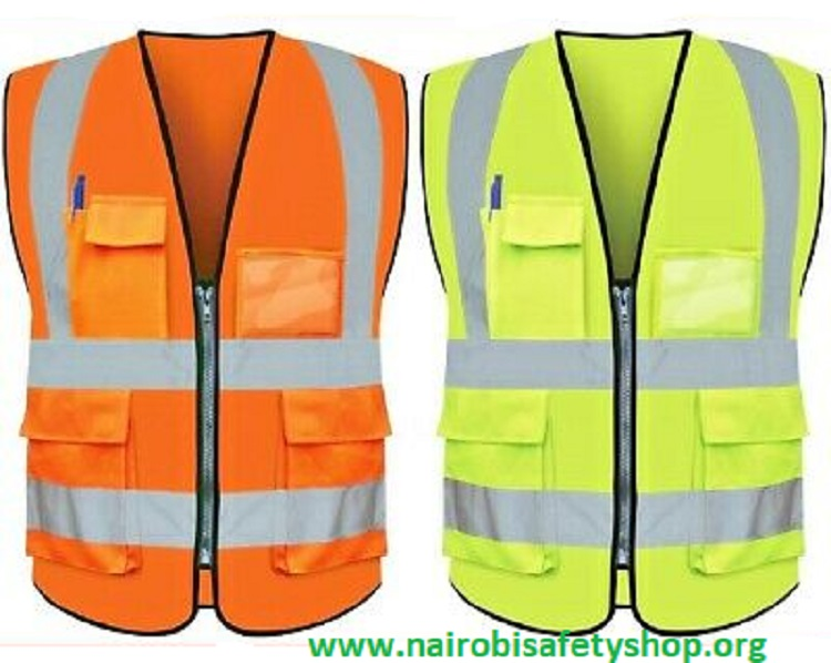 Executive Reflective Vests