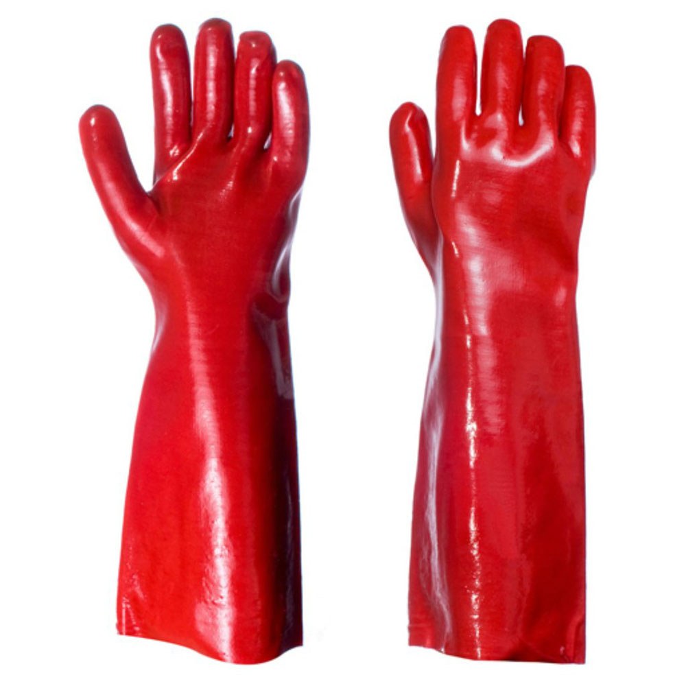 Heavy Duty Chemical Resistant Gloves