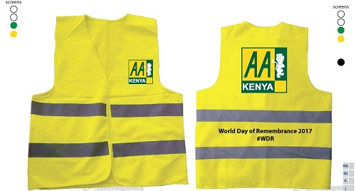 Branded Reflector Jackets
