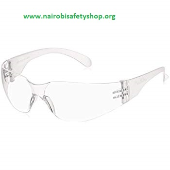 Clear Industrial Safety Glass