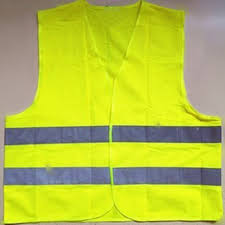 2 STRIPES REFLECTIVE VEST