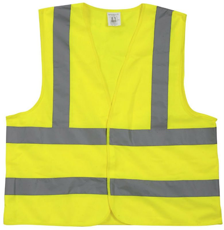 4 stripes Reflective Vest
