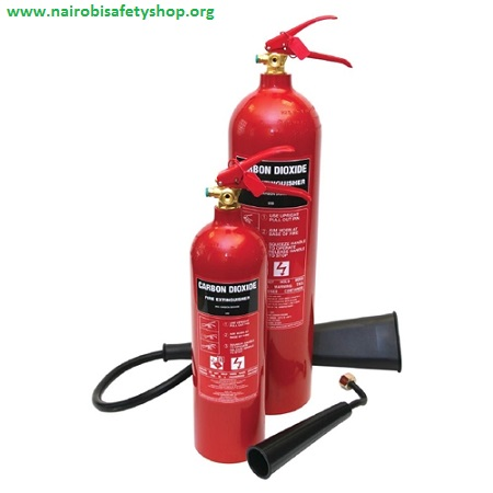4kg CO2 Fire Extinguisher
