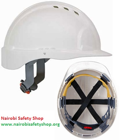 JSP Helmet With Wheel Ratchet