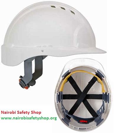 JSP Helmet With Wheel Ratchet