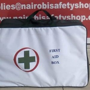 Large Canvas First Aid Kit