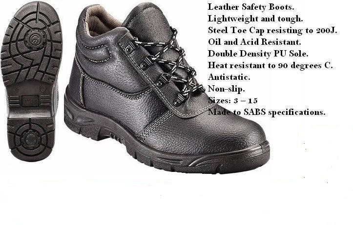 7c654f2f141c38 Porcupine Safety Boot – Nairobi Safety Shop