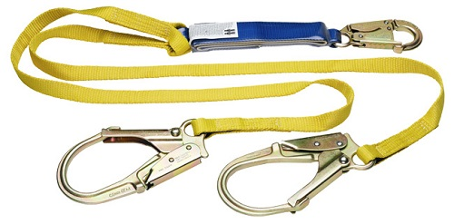how to use safety harness and lanyard