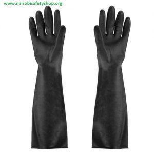24 Inch Rubber Gloves