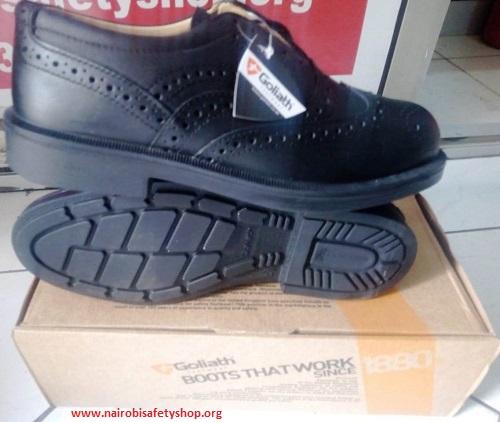 Goliath Executive Safety Shoe