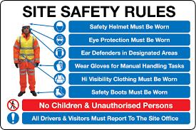 A1 Site Safety Signage Nairobi Safety Shop