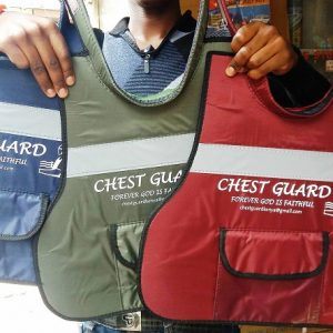Riders Chest Guard