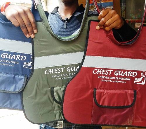 Riders Chest Guard