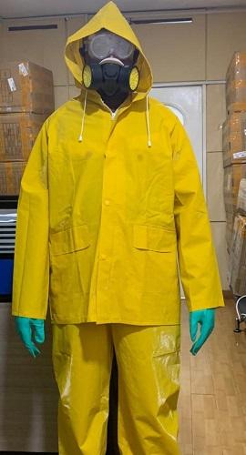 Hazmat/Spraying Suit/Chemical Suit