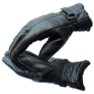 Leather Riders Gloves