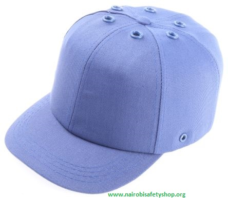 ABS, Foam, HDPE Blue Bump Cap & Safety Cap