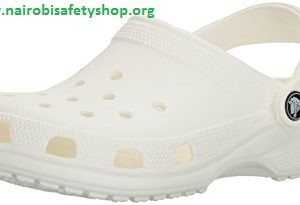 Crocs Unisex Classic White Clog