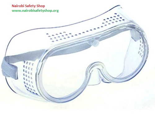 KrickWood Clear Safety Goggles