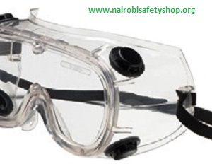Taiwan Clear Goggles