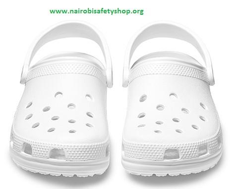 Locally made Crocs Shoes