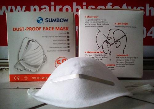 Sumbow Dust Mask