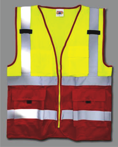 EXECUTIVE HI-VIS VEST(2 COLOUR)