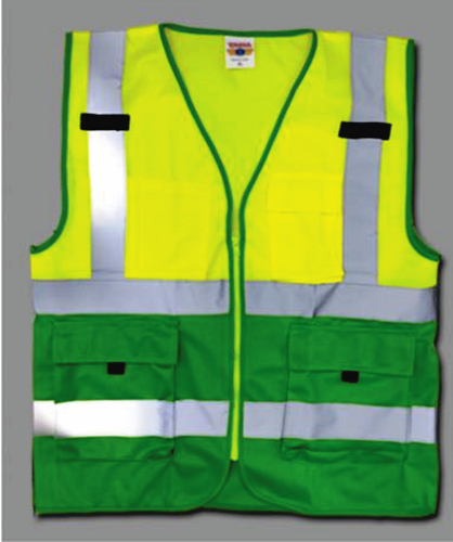 EXECUTIVE HI-VIS VEST(2 COLOUR) 2