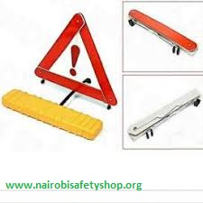 Non Metallic Life Saver Triangle