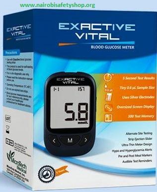 Exactive Vital Diabetes Kit