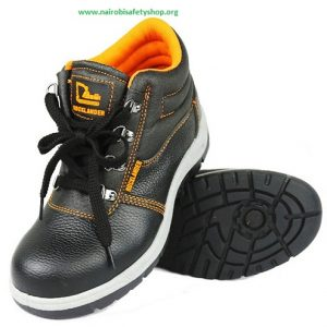 Rocklander Industrial Safety Boot