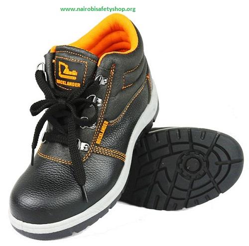 Rocklander Industrial Safety Boot