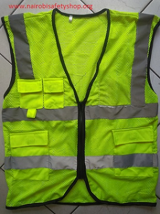 Perforated Executive Reflective Vest