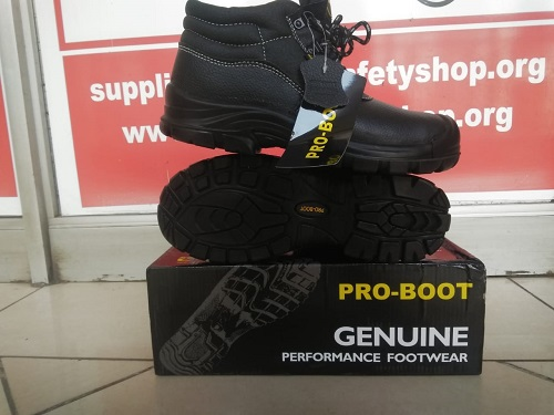 Pro Safety Boot