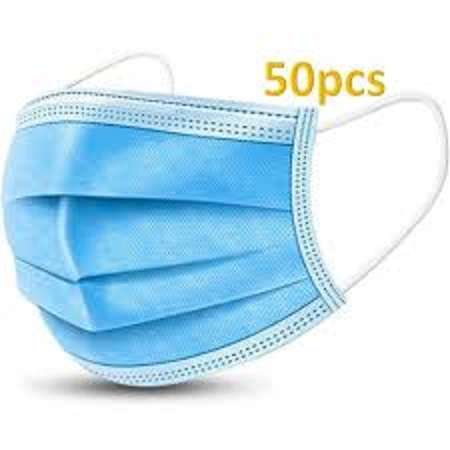 3Ply Disposable Surgical Face Masks
