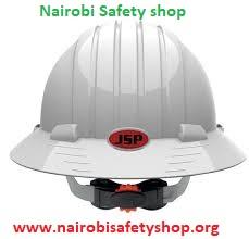 JSP Evo 6100 Full Brim Safety Helmet