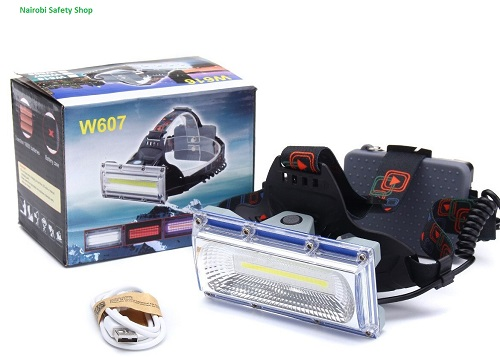 Headlamp W607