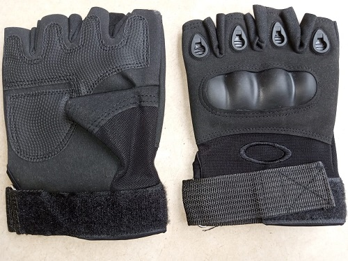 Gym Gloves Black